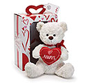 "15"" PLUSH ALWAYS VALENTINE BEAR IN BOX"