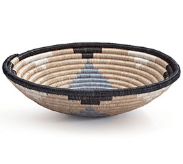 RWANDA WEAVING HOPE STAR BASKET