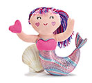"10"" VALENTINE MERMAID PLUSH"