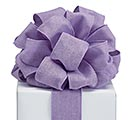 RIBBON #40 LAVENDER LINEN LIKE