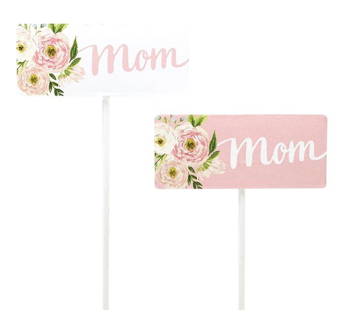 MOM PICK ASSORTMENT WITH FLOWERS