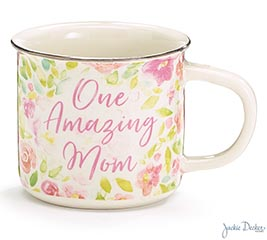 CERAMIC MUG ONE AMAZING MOM