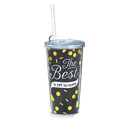 THE BEST IS YET TO COME TRAVEL CUP