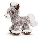 PLUSH LITTLE GRAY PONY