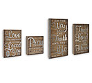 BIBLE VERSE WALL HANGING ASSORTMENT