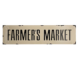 FARMERS MARKET WALL HANGING