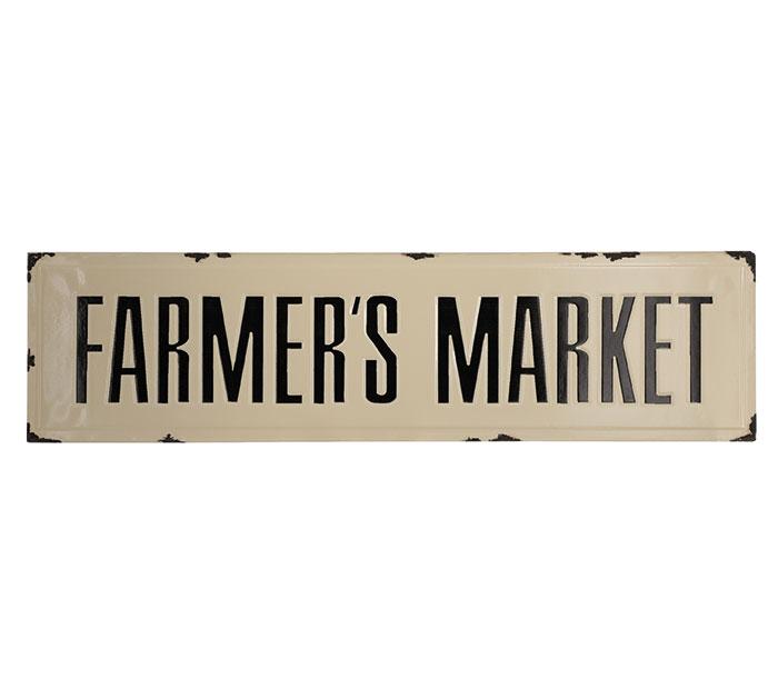 FARMERS MARKET WALL HANGING