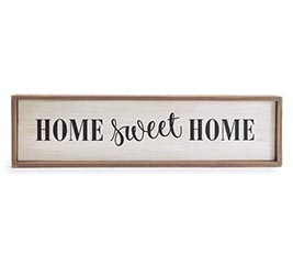 BLESS THIS MESS  HOME SWEET HOME SIGN