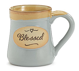 EVERY GOOD AND PERFECT GIFT MUG