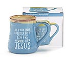 A LITTLE COFFEE  A LOT OF JESUS MUG 1st Alternate Image