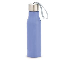PERIWINKLE STAINLESS STEEL WATER BOTTLE