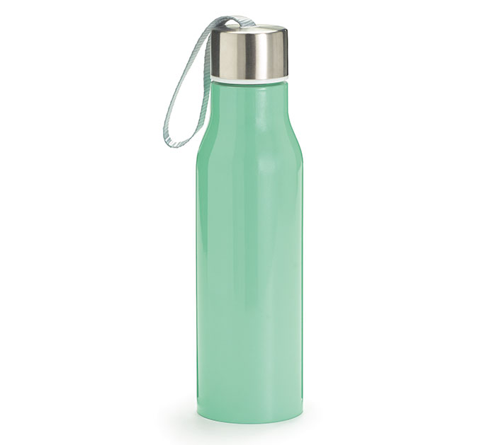 MINT GREEN STAINLESS STEEL WATER BOTTLE