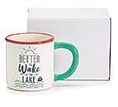 BETTER TO WAKE AT THE LAKE MUG 1st Alternate Image