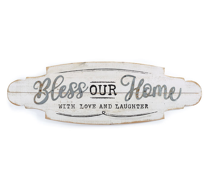 BLESS OUR HOME WITH LOVE  LAUGHTER
