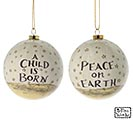 A CHILD IS BORN AND PEACE ON EARTH ASTD 1st Alternate Image