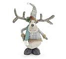 GRAY REINDEER WITH EXPANDABLE LEGS 1st Alternate Image