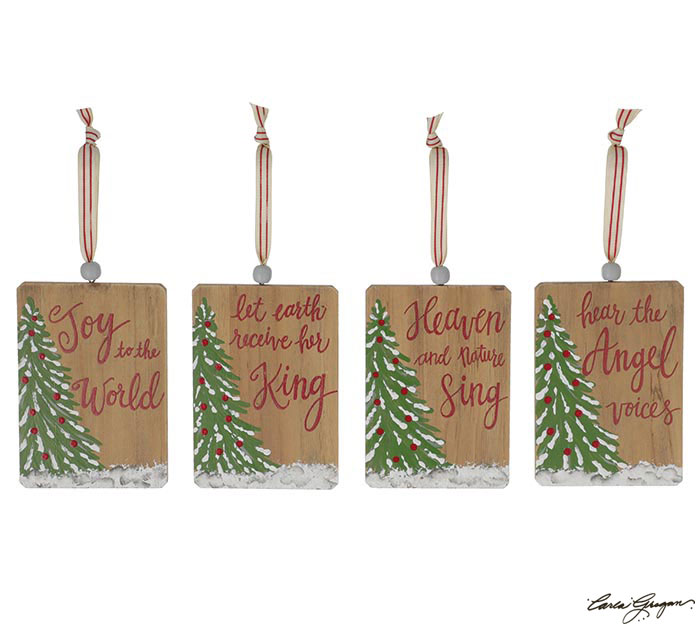 CHRISTMAS TREE ORNAMENT ASSORTMENT