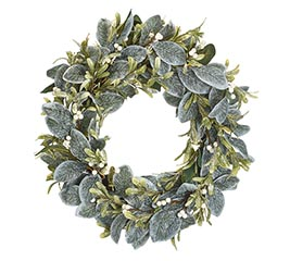 "23"" MISTLETOE WREATH"