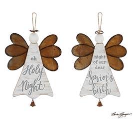LARGE ANGEL ORNAMENT ASSORTMENT