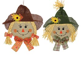 SMALL SCARECROW WALL HANGING