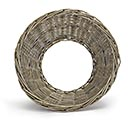 TREE BASKET SMALL BUFF WILLOW GRAY 1st Alternate Image