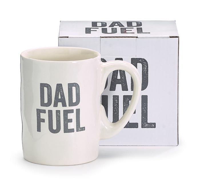 DAD FUEL MESSAGE MUG