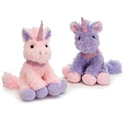 PINK AND LAVENDER UNICORNS ASSORTMENT