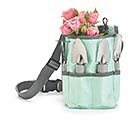 GARDEN TOOL SET CROSSBODY PINK/MINT 1st Alternate Image