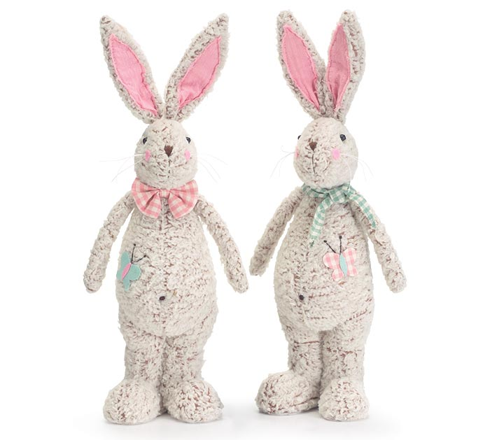 DECORATIVE STANDING BUNNY ASSORTMENT