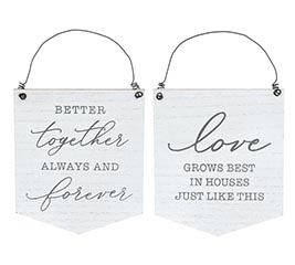 BANNER WALL HANGING ASSORTMENT