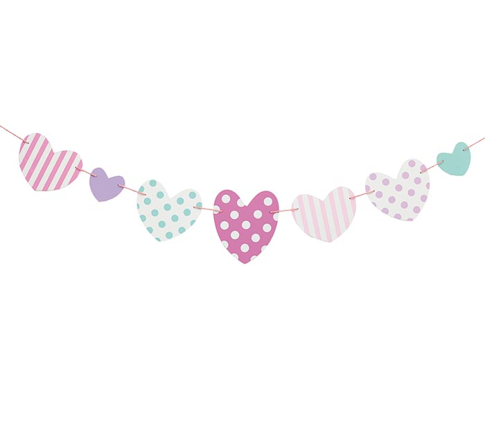 SWEET DREAMS VALENTINE GARLAND
