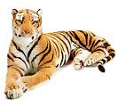 GIANT TIGER PLUSH