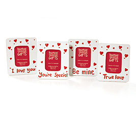 VALENTINE MESSAGES PICTURE FRAME