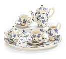WESTFIELD MINI PORCELAIN TEA SET