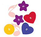ASSORTED SHAPES/COLORS BALLOON WEIGHT