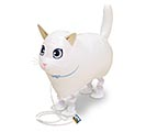 "18""PKG WHITE CAT MY OWN PET"