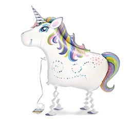 "27""PKG UNICORN MY OWN PET BALLOON"