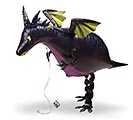 "32"" PKG DRAGON MY OWN PET BALLOON"