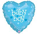 "18""PKG BBY BABY BOY"