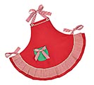NORTH POLE PARTY APRON