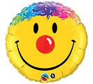 "18""PKG SMILE W/ HAIR"