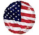 "18""PKG AMERICAN FLAG"