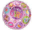 """18""""PKG BBY GIRL ICON"""
