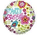 """18""""PKG HBD BIRTHDAY"""