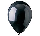 "12"" CRYSTAL ONYX BLACK LATEX"