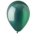 "12"" CRYSTAL EMERALD GREEN LATEX"
