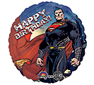 "17""HBD SUPERMAN"