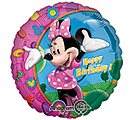 "17""HBD MINNIE MOUSE"