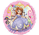 "17""HBD SOFIA THE FIR"