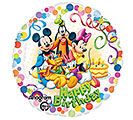 "17""HBD MICKEY  FRIE"